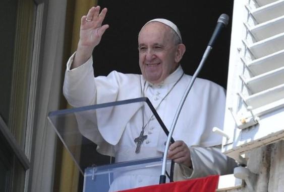 Papa Franjo: Isus je Očeva ruka koja nas nikada ne napušta